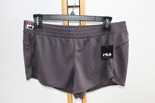 Fila Sport Sport Yoga Running Shorts X Large Size XL NWT NEW Gray Active