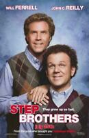Step Brothers Movie POSTER 11 x 17 Will Ferrell, John C. Reilly, A
