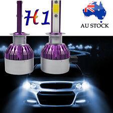 H1 LED Headlight 380W Daytime Driving Car Fog Light DRL Lamp Auto Cree Bulbs AU