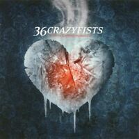 36 CRAZYFISTS a snow capped romance (CD, album, 2004) hardcore rock, heavy metal