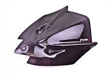 11-14 Aprilia Tuono V4R Puig Z Racing Windscreen, Dark Smoke  5647F