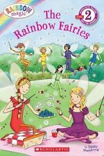 Scholastic Reader Level 2: The Rainbow Fairies by Daisy Meadows (2010,...