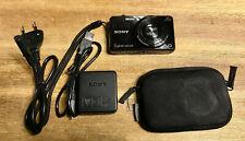 Kompaktkamera Sony Cyber-Shot DSC-WX220 schwarz
