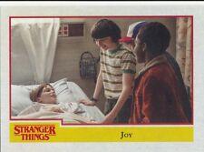 #98 Joy WILL LUCAS DUSTIN MIKE 2018 Topps Stranger Things Season 1