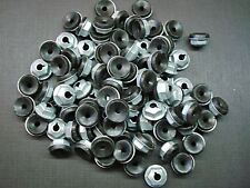 100 pcs 10-32 zinc plated nuts with mastic sealer Chrysler Dodge Plymouth AMC