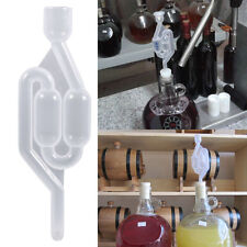 One Way Exhaust Check Valve Water Sealed Valves for Home Brew Wine Fermentation