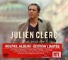 CD + DVD DIGIPACK JULIEN CLERC - FOU, PEUT-ÊTRE / neuf & scellé