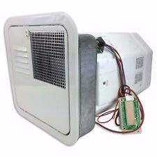Suburban SW6DE RV 6 gallon Water Heater Camper Trailer DSI Elec/LP w/White Door