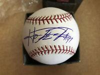 Howie Kendrick Washington Nationals Autographed Major League Baseball NLCS MVP