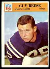 1966 Philadelphia #9 Guy Reese Atlanta Falcons / Dallas Cowboys / SMU Mustangs