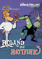 Roland and Rattfink (The DePatie / Freleng Collection) [New DVD]