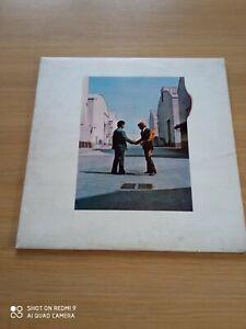 DISCO LP 33 GIRI.  PINK FLOYD - WISH YOU WERE HERE