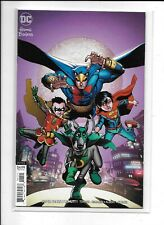 Super Sons Dynomutt and Blue Falcon #1B DC Comics 2018 NM+ Canada