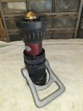 Fire hose nozzle C&S Supply model 1590/20. 20/90 Gpm @ 100psi 1.5 Nst
