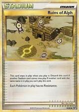 x4 Ruins of Alph - 76/90 - Uncommon - Reverse Holo Pokemon Undaunted M/NM Englis