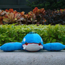 Pokemon Go Plush Toys Kyogre Kaiorga Collectian Stuffed Animal Soft Doll Toy 12""