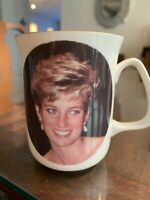 Princess Diana Remembrance Argyle Burslem China Cup 1997 Made In England