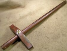 Uncommon Stanley Rosewood No 85 1/2 Panel Marking Gauge Or Gage Good Shape