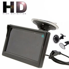800*480 TFT LCD HD Screen Monitor For Car Rear Reverse Rearview Backup Camera Qu