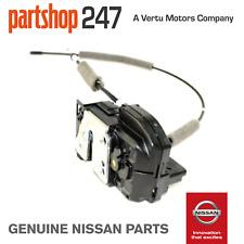 Genuine Nissan Navara & Pathfinder Drivers Side Front Door Lock Latch 80500EB32A