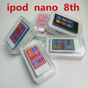 🔥Latest Model Apple iPod Nano 8th Generation (16GB) Retail Box -- All Colors🔥