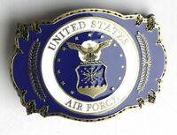 US AIR FORCE USAF BELT BUCKLE 3.2 INCHES