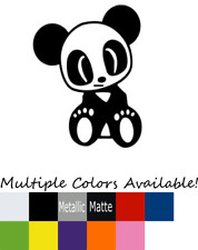 JDM Panda #2 Vinyl Decal Car Sticker Turbo Honda Free Ship Multi Colors