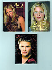 Buffy The Vampire Slayer Pocket Magnet & Mirror Set Sarah Michelle Gellar Angel