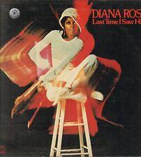 Diana Ross – Last Time I Saw Him - Motown – TSM-ST 60058 - Ita 1973