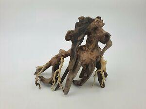 Aquarium Bonsai Tree Octopus Wood - Real Wood Natural Driftwood Ornament 20x18cm
