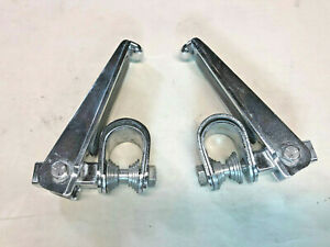 Universal Highway Pegs Foot Rest Set Forward