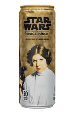 STAR WARS SPACE PUNCH COLLECTORS #10 PRINCESS LEIA SPARKLING VITAMIN DRINK CAN