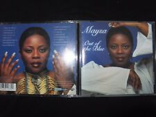CD MAYSA / OUT OF THE BLUE /
