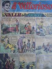 Il Vittorioso n°8 1948 - La Valle della Morte   [G258]