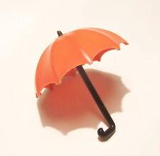 PLAYMOBIL (J117) EPOQUE 1900 - Parapluie Rouge Dame 1900 & Lady Western