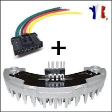 Résistance chauffage + cable pr Peugeot 307, 307 SW... 6441K0 6451ZX 9140010283