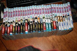 Bleach 7 books Tite Kubo Jump Comics $5.00 per book (Japanese)