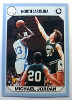 1990 Collegiate Collection Michael Jordan #61, North Carolina Tar Heels, Bulls