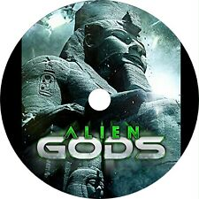 Alien Gods (2019) Documentary Dvd