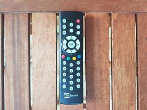 Telecomando decoder Tele System