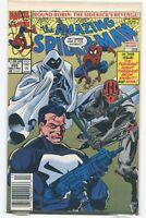 Amazing Spiderman 355 NM Punisher (1963)  Marvel Comics CBX27