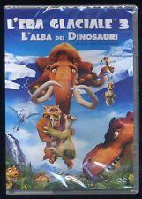 L'ERA GLACIALE 3 L'Alba dei Dinosauri nuovo sigillato - slim case DVD 243