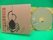 The Melvins Mangled Demos 2013 Letterpress CD Signed 1/50 King Buzzo 2005 Ipecac