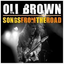 Oli Brown - Songs From The Road (2013 Sealed CD/DVD)