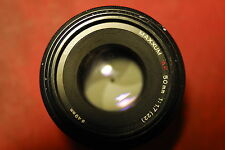 SONY ALPHA AF 50mm 1.7 Lens MINOLTA MAXXUM