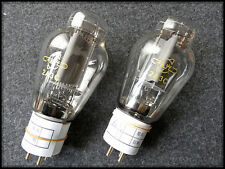 Matched Pair GuiGuang 2A3C Vacuum Tubes Brand New