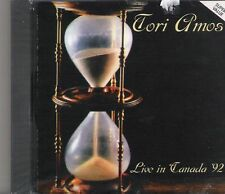"TORI AMOS-RARO CD ITALY ONLY 1994""LIVE IN CANADA 1992"""