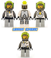 Lego Space Minifigures - Exploriens Astronauts Chief Droid - minifig FREE POST