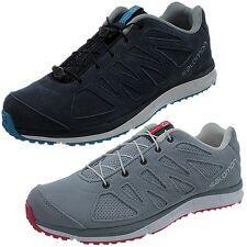 Salomon Kalalau women's hiking shoes blue/grayblue Sued Trekking Walking NEW