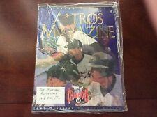 Joe Morgan autographed 1998 Houston Astros NLDS Program
